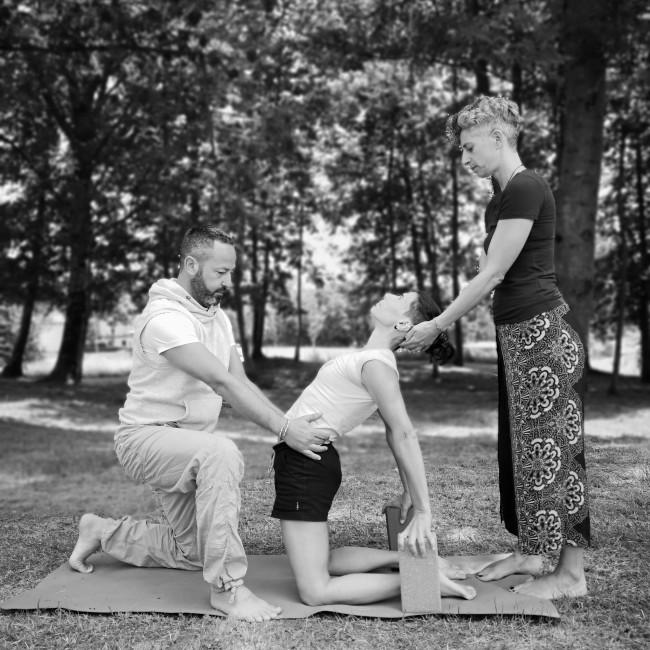 Gallery Posizioni Yoga